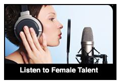 Listen to Female Talent
