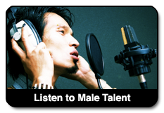 Listen to Male Talent